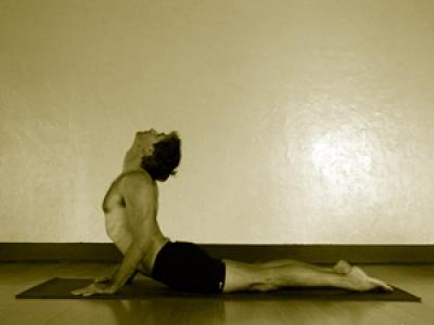 bhujapidasana  mark stephens yoga