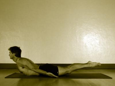salabhasana a  mark stephens yoga
