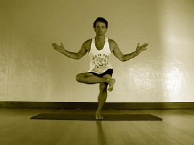 galavasana  mark stephens yoga