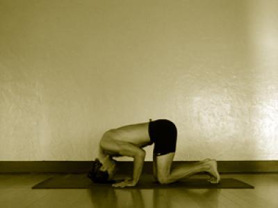 sirsasana ii  mark stephens yoga