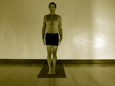 tadasana  mark stephens yoga