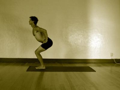 utkatasana  mark stephens yoga