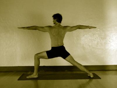 virabhadrasana ii  mark stephens yoga