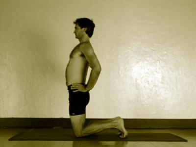 ustrasana  mark stephens yoga