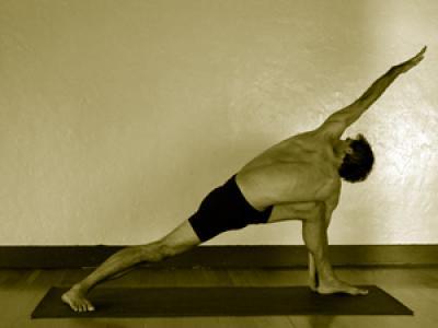 parivrtta parsvakonasana  mark stephens yoga