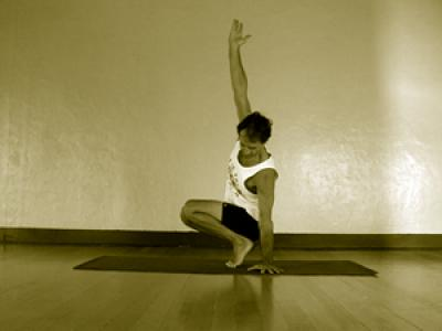 parsva bakasana  mark stephens yoga