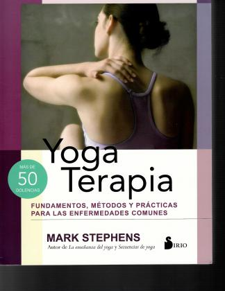 Yoga Therapy Spanish language cover