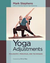Yoga Adjustments book cover