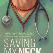 Timothy McCall photo of his book cover