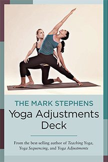 Yoga Adjustments Deck cover