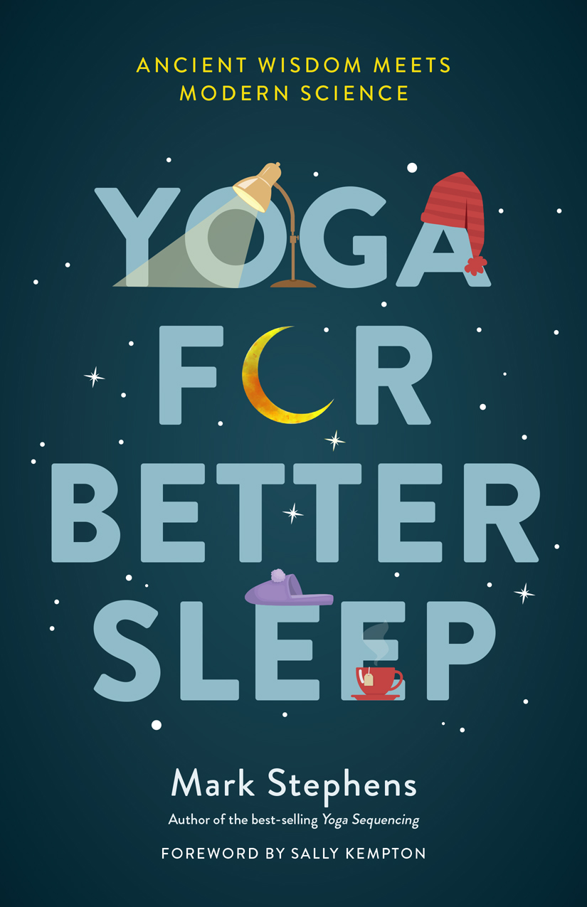 Yoga for Better Sleep book cover